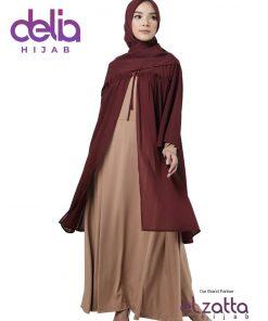 Elzatta Gamis Syar'i - Oriana Althaia - Elzatta Hijab