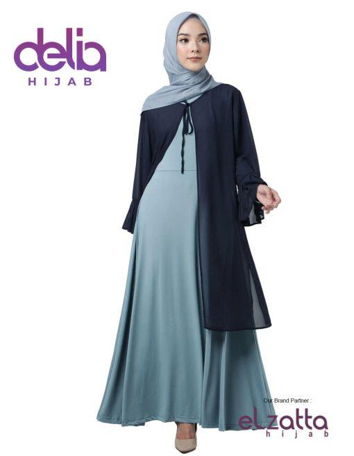 Elzatta Gamis Syar'i - Oriana Idera - Elzatta Hijab