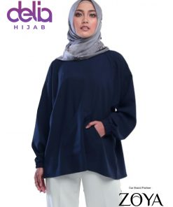 Fashion Hijab Kekinian - Badzila Tunic - Zoya Fashion