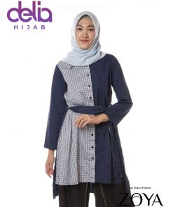 Fashion Hijab Kekinian - Hayva Tunic - Zoya Fashion