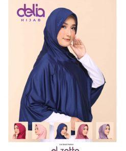 Jilbab Bergo Elzatta - Saida Dazatta - Elzatta Hijab