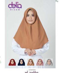 Jilbab Elzatta Bergo - Zaria Malita - Elzatta Hijab