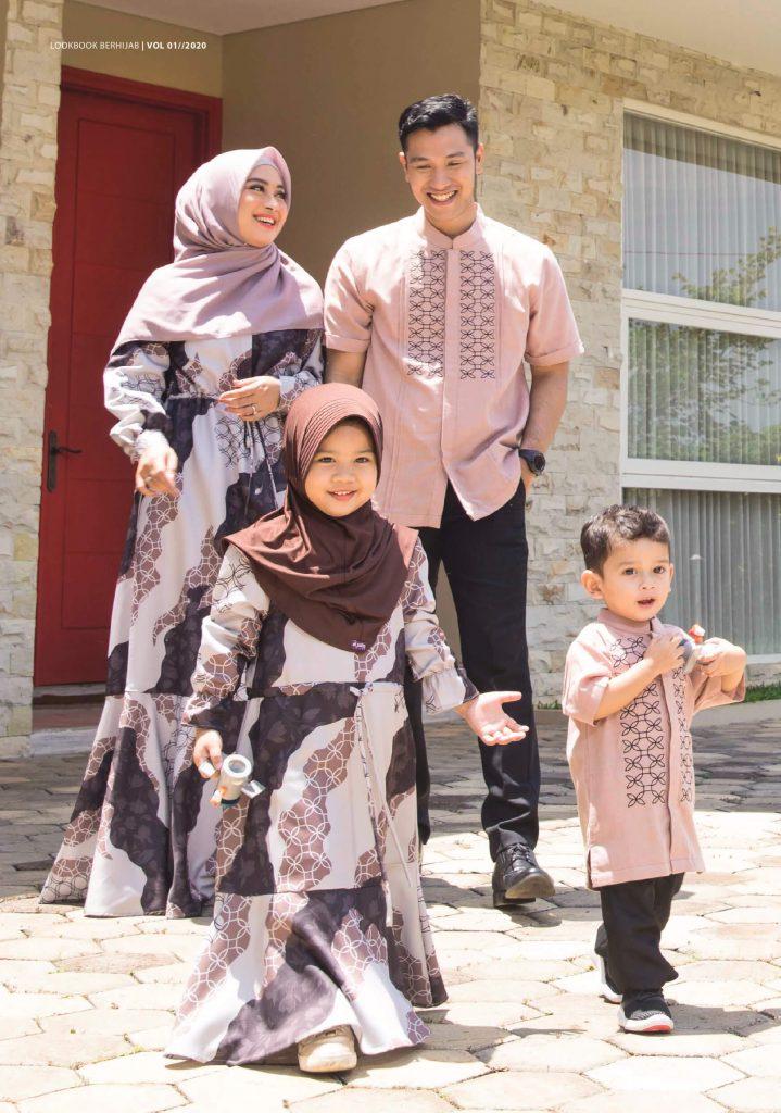 Model Baju Gamis Terbaru 2020 – Gamis Brokat 2020 – Toko Hijab Terdekat – Sarimbit Elzatta Ramadhan 2020 Sarimbit Eldira