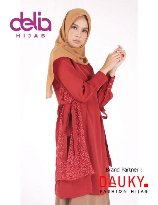 OOTD Hijab Kekinian 2020 - Netsy Tunic - Dauky Hijab R