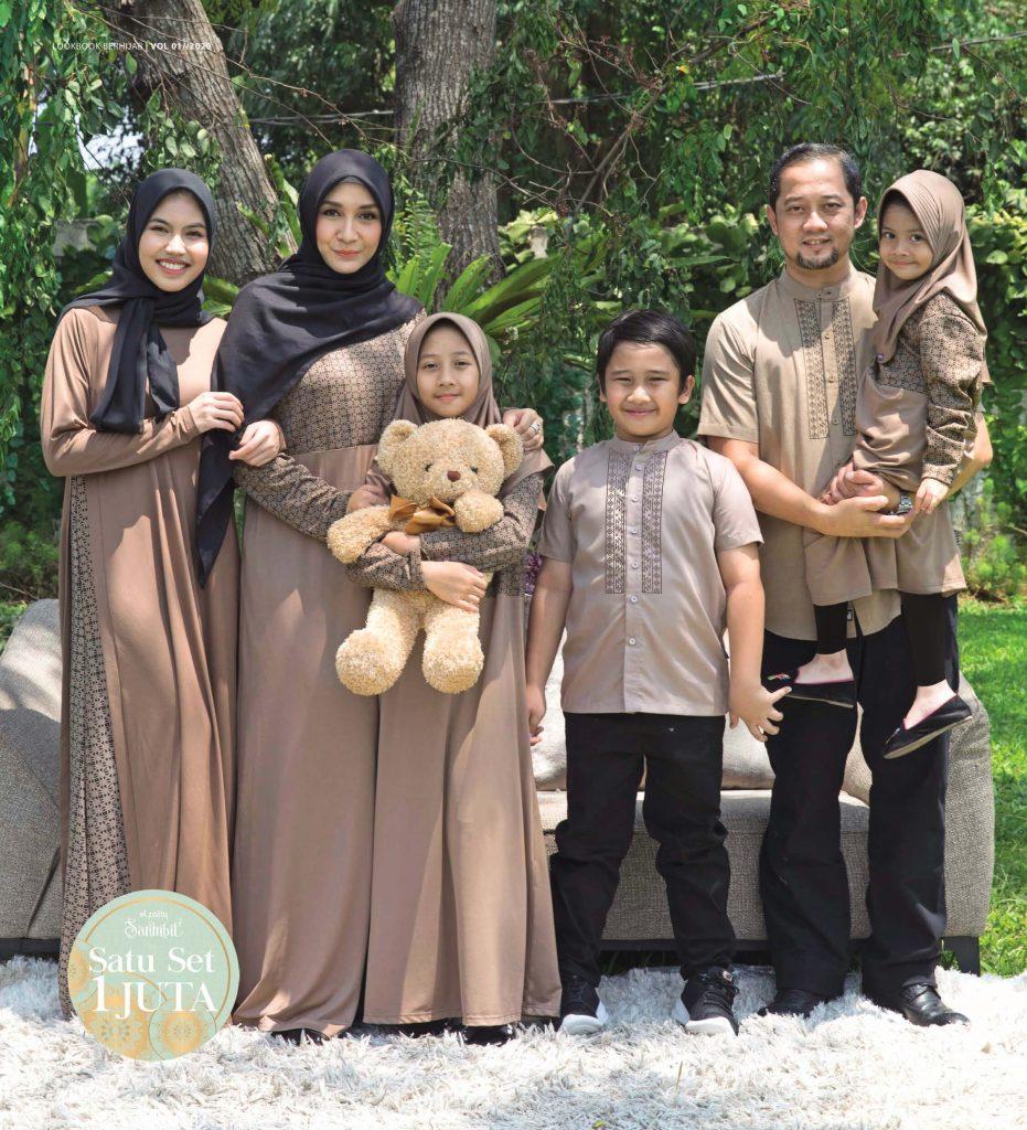 Nibras Sarimbit 2020 – Sarimbit Nibras Terbaru 2020 – Baju Sarimbit Keluarga 2020 – Nibras Sarimbit Terbaru – Model Gamis Terbaru Sarimbit Tidzani