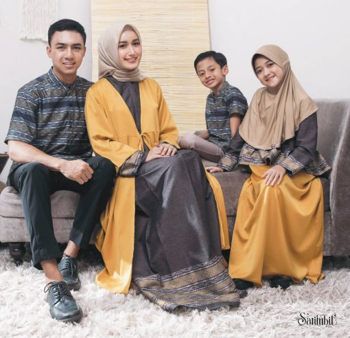 Sarimbit Keluarga Muslim – Elzatta Sarimbit Rabbiya