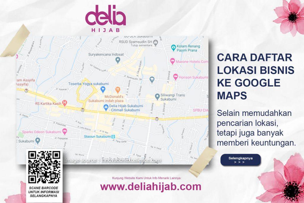 Lihat Cara Daftar Google Map mudah