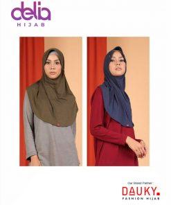 Keurdung Hijab Instan - Bergo Rara - Dauky Hijab
