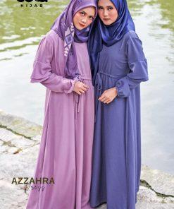 Baju Gamis Modern - Azzahra Dress - Delia Hijab