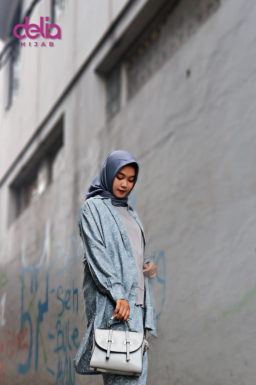 Daily Wear Fashion - Delia Hijab Sukabumi