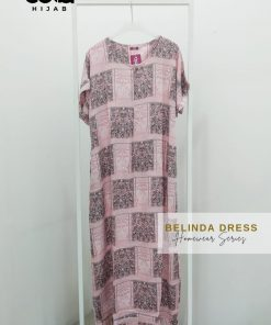 Homewear Dress - Belinda Dress - Delia Hijab