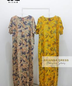 Homewear Dress - Brianna Dress - Delia Hijab