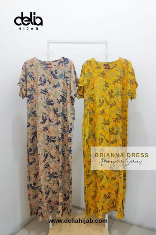 Homewear Dress - Brianna Dress - Delia Hijab