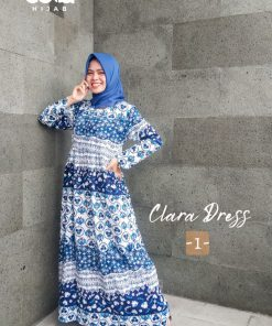 Homewear Fashion - Clara Dress - Delia Hijab