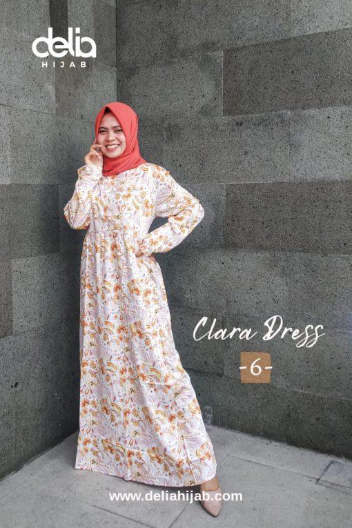 Homewear Fashion - Clara Dress - Delia Hijab