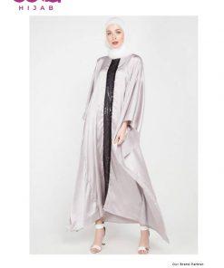 Baju Gamis Casual - Kaftan Shefira - Elzatta Hijab