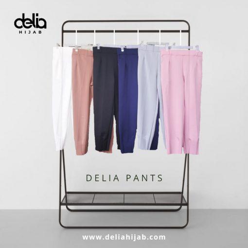 Baju Muslim Casual - Delia Pants - Delia Hijab