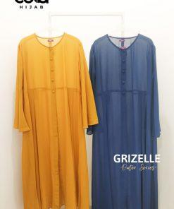 Baju Muslim Casual - Grizelle Outer - Delia Hijab