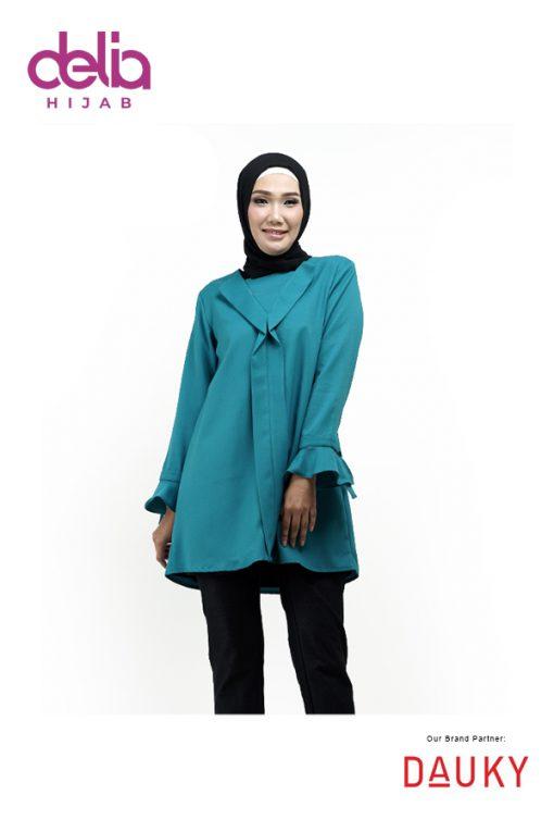 Baju Muslim Casual - M Tunic Nizena - Dauky Tosca