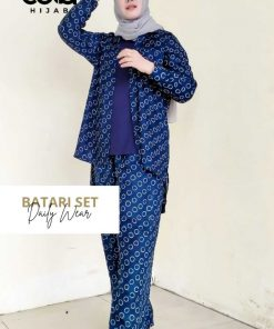 Daily Wear Fashion - Batari Set - Delia Hijab