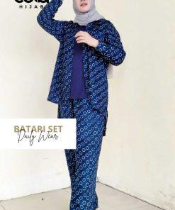 Daily Wear Fashion - Batari Set - Delia Hijab
