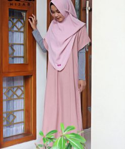 Homewear Fashion - Bianca Dress - Delia Hijab