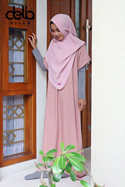 Homewear Fashion - Bianca Dress - Delia Hijab