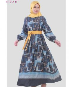 Baju Gamis Modern 2021 - Namarta Dress - Zoya