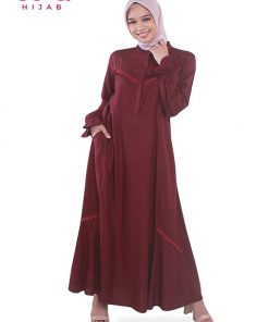 Baju Gamis Modern Terbaru - Sonia Dress - Zoya