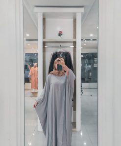 Baju Muslim Casual - Lafiza Kaftan - Delia Hijab