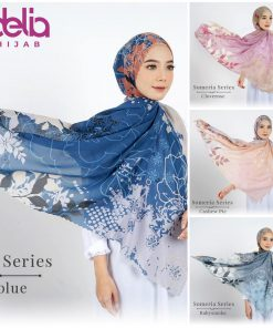 Kereudung Segi Empat - Someria Scarf - Delia Hijab